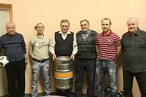 Vyhlášení podzimní Tipligy v Boleslavském deníku