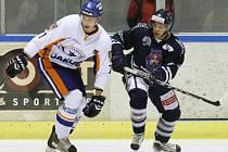 I. hokejová liga: Stadion Litoměřice - HC Benátky nad Jizerou