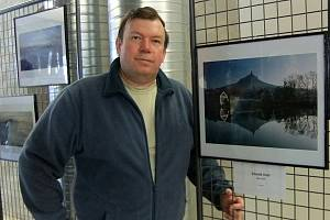 Zdeněk Halíř, starosta fotoklubu Sokol Mladá Boleslav