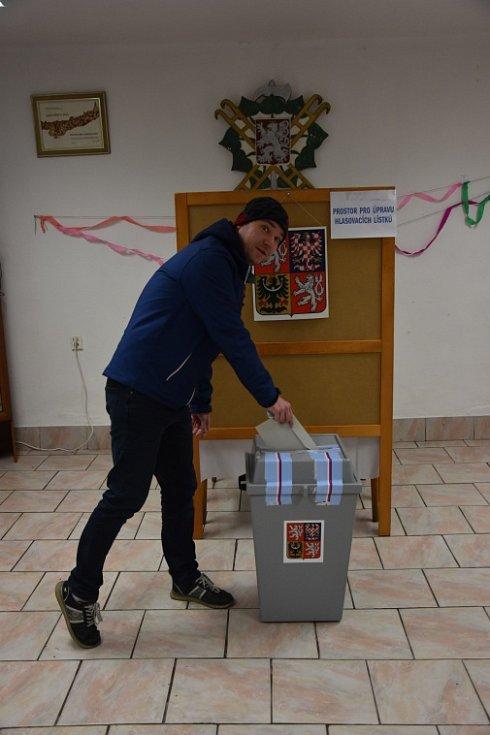 Prezidentské volby - Chloumek.