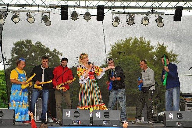 Chotětov  18.6.2011