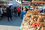 Jarní trhy v Mladé Boleslavi.