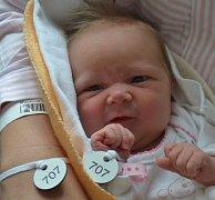 DCERA ELIŠKA  se narodila Jiřímu Mackovi, bývalému šéfredaktorovi Boleslavského deníku, nyní krajskému šéfredaktorovi Deníku, a jeho ženě Haně. Narodila se 22. srpna v pražské porodnici U Apolináře, vážila 3,65 kilogramu a měřila 50 centimetrů.