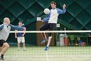 Nohejbalový turnaj kolomutského sportovního klubu