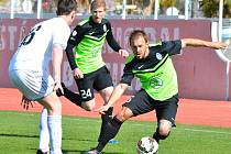 Jan Štohanzl v zápase proti Kodani