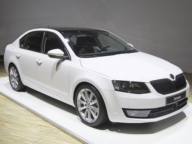 Nová Škoda Octavia III je tady-prosinec 2012