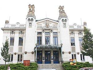 Městské divadlo Mladá Boleslav.