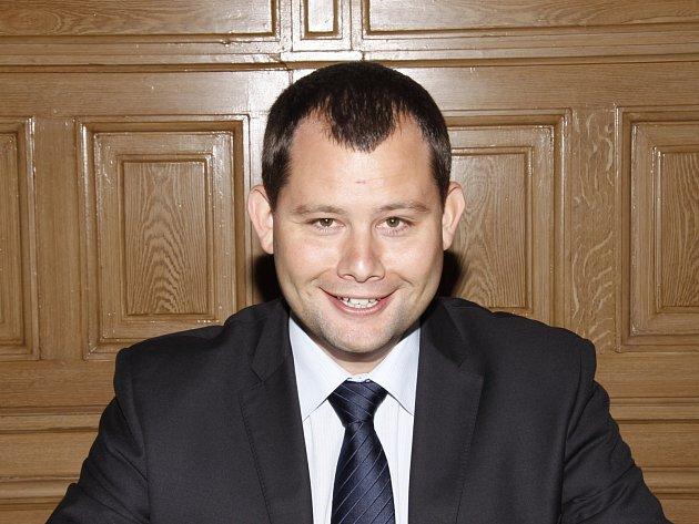 Daniel Marek, náměstek primátora Mladé Boleslavi