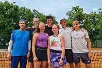 Tenisté LTC Mladá Boleslav