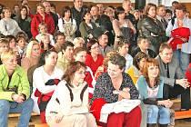 Rodiče na setkání s vedením 5. základní školy a města Mladá Boleslav