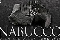 Nabucco - open air opera.