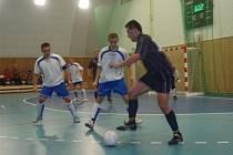 Krajský přebor futsalu: Atmos Bělá pod Bezdězem - Alpina Slaný