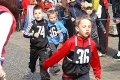 Bakovský půlmaraton a Žákovský běh