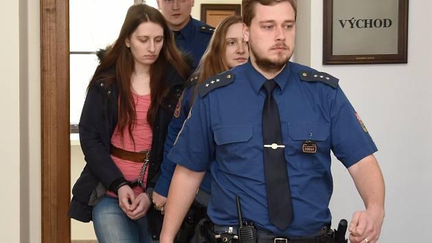 Na čtyři roky do věznice s ostrahou poslal v úterý Krajský soud v Praze 21letou ošetřovatelku, která podle zatím nepravomocného verdiktu pokusila zavraždit 88letou těžce nemocnou pacientku.