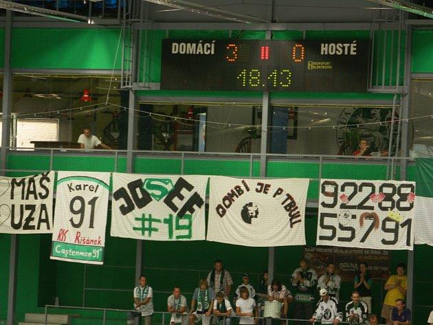 Přátelské utkání BK Mladá Boleslav - Slovan Ústečtí Lvi