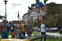 Tělocvičná jednota Sokol Mladá Boleslav se stejně jako v loňském roce zapojila do projektu Sokol - spolu v pohybu se svou již tradiční akcí Sokolení.