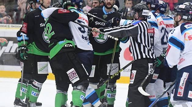Mela po zápase Mladá Boleslav - Liberec.