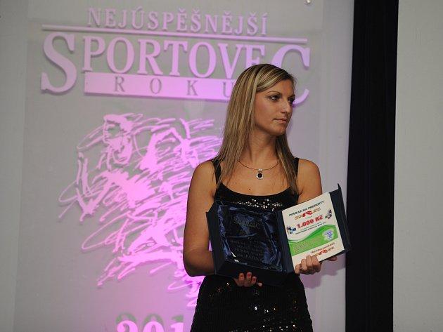 Nejúspěšnější sportovec Mladoboleslavska za rok 2011