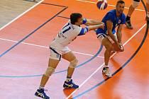 Novou halu pokřtili benátečtí volejbalisté zápasem s Kladnem.