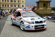 Rally Bohemia 2016 odstartovala v Mladé Boleslavi