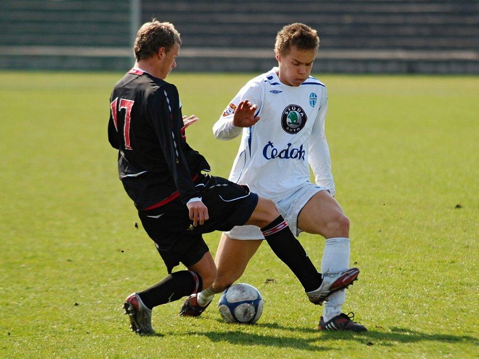 ČFL: FK Mladá Boleslav B - SK Slavia Praha B