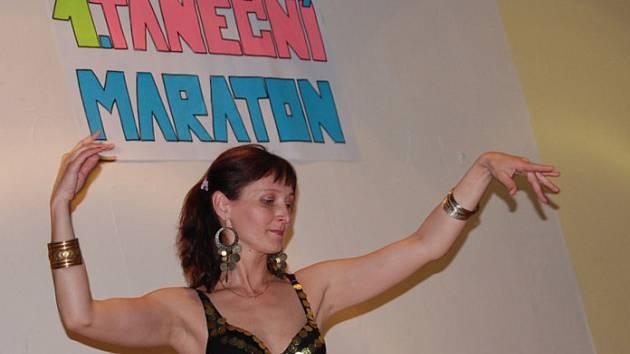 Taneční maraton v Kosmonosích.