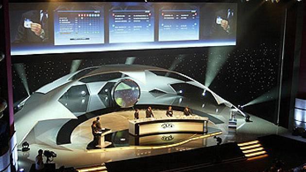 UEFA losování