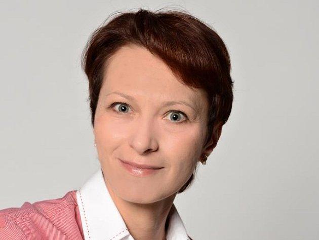Jednatelka MAS Boleslavsko Jana Štěpánová.