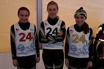 Biatlonisté na olympijských hrách dětí a mládeže