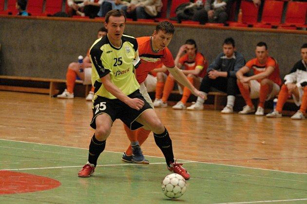 1. futsalová liga: Selp Mladá Boleslav - EraPack Chrudim
