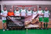 Turnaj starých gard Blanket Cup 2011 - Memoriál Josefa Štajnera