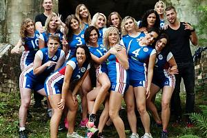 VK Benátky nad Jizerou - tým žen 2016/2017