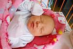 Emma Klausová se narodila 4. března, vážila 2,74 kg a měřila 47 cm. S maminkou Barborou a tatínkem Lukášem bude bydlet v Turnově.