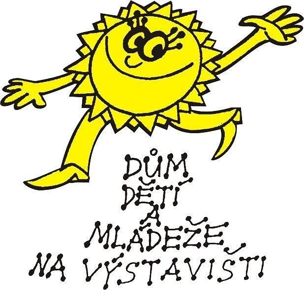 Logo Domu dětí a mládeže Na Výstavišti.