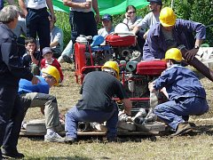 Boseňský Sbor dobrovolných hasičů.
