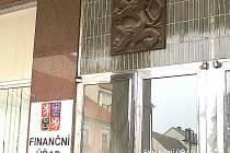Finanční úřad v Benátkách nad Jizerou.