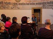 Noc literatury s herci z mladoboleslavského divadla i s dalšími známými osobnostmi