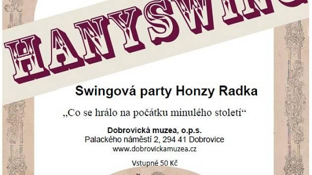 Swingová party skupiny Hanyswing