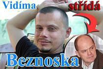 Jan Vidím a Adolf Beznoska - volby do sněmovny 2009.