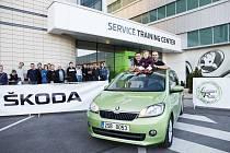Posádka Marek Tribula - Martin Kadlec má za sebou tři vítězství ve Škoda Economy Run, letos se pánové zařadili mezi organizátory.