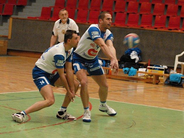 Play-out volejbalové extraligy: VK Karbo Benátky nad Jizerou - ČZU Praha