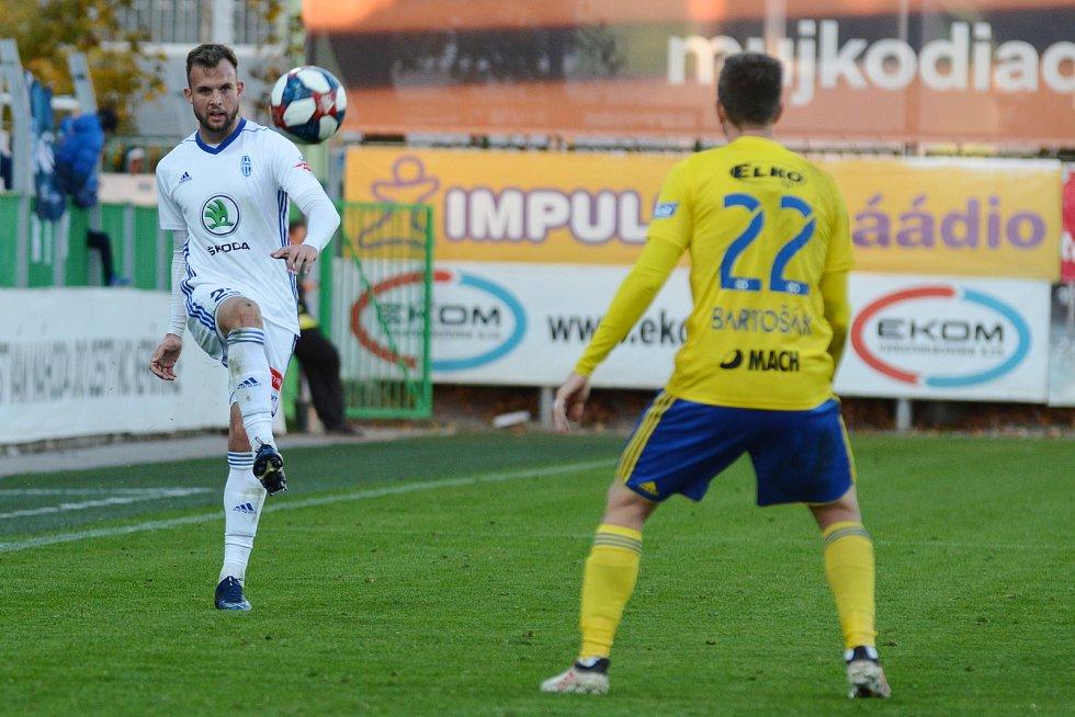 MOL Cup FK Mladá Boleslav - FC Fastav Zlín, Foto: Miloš Moc