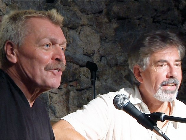 Miroslav Paleček a Ivo Jahelka