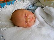 Šimon Drašnar se narodil 10. ledna, vážil 3,47 kg a měřil 48 cm. S maminkou Miroslavou a tatínkem Janem bude bydlet v Bělé pod Bezdězem, kde už se na něho těší bráška Vít.