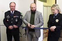 Otevření výslechové místnosti v Mladé Boleslavi