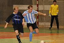 Finále II. ligy futsalu (3. zápas): FK Mladá Boleslav - Indoss Plzeň