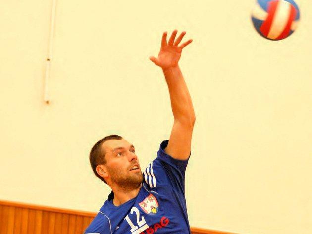 Oporou mužstva by měl být univerzál Marek Dlouhý.