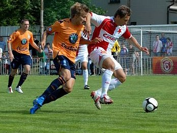 Boleslavští fotbalisté se pokusí přivěézt z Jablonce body.