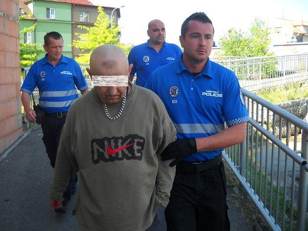 Strážníci museli zasahovat na Rally Bohemia
