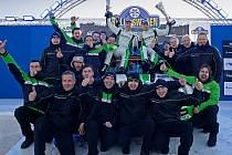 Škoda Motorsport mohl ve Švédsku slavit
